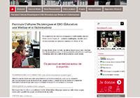 Parcours Cultures Numériques et EMI (Éducation aux Médias et à l'Information)