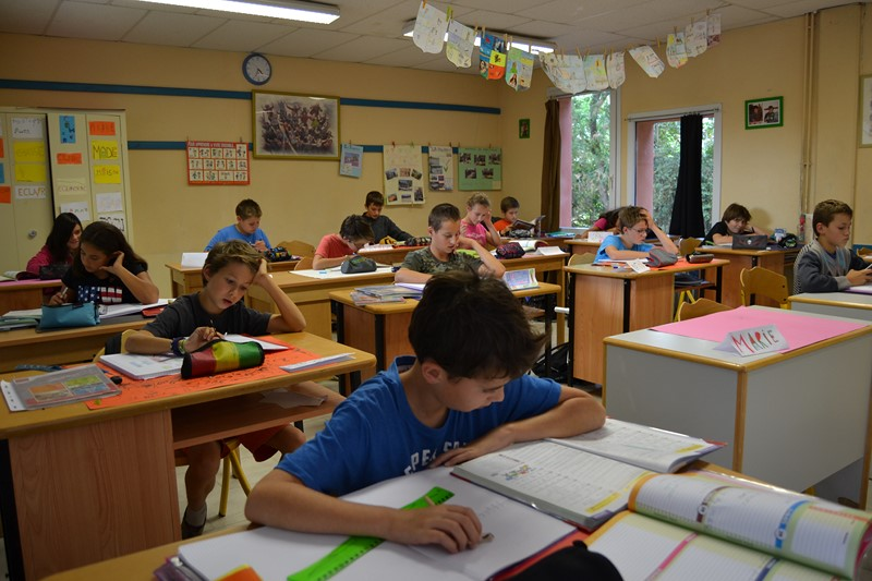 La scolarité au collège d'enseignement général Saint Jean (Tarn) : un dispositif pédagogique où chacun à sa chance de réussir - Apprentis d'Auteuil