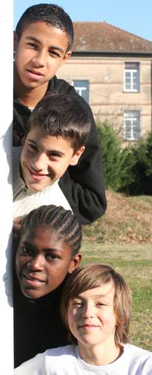 La 6eme passerelle du Collège d'enseignement général Saint-Jean (Tarn) permet de permettre de redonner du sens aux apprentissages - Apprentis d'Auteuil
