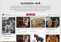 Création de pages Web - Achilléide