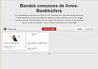 Booktrailers- Bandes annonces de livres - Travaux d'élèves en EMI