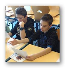 Recettes de Noël pour travailler sur l'impératif en 6ème SEGPA au collège d'enseignement général Saint Jean (Tarn) - Apprentis d'Auteuil