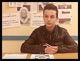 Dans le cadre du cours de français, les 3 classes de 4e du collège Saint Jean, ont réalisé un projet d'après la lecture du procès de Claude Gueux d'après l'oeuvre de Victor Hugo.