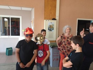 Les classes de 6ème et 5ème C ont eu la chance d'aller chez les pompiers visiter le centre de secours de Saint Sulpice jeudi 9 juin. Apprentis d'Autuil
