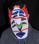 """Les élèves de 5eA et 5eB du collège Saint Jean (81) ont participé à un EPI sur un parcours autour de l'identité numérique intitulé """"Des masques et moi"""""""