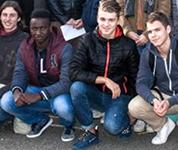 Apprentis d'Auteuil fête les réussites des jeunes de ses établissements. La soirée de la réussite a eu lieu à St-Jean pour les élèves de la promotion 2016.