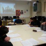 Quelques élèves de 3e du collège Saint-Jean (81) ont participé à une visioconférence autour du projet intitulé EPI Generation global. Apprentis d'Auteuil