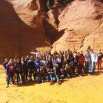L'ensemble des élèves de 6e du collège Saint Jean (81) a participé à un voyage sur le thème de la Provence antique. Apprentis d'Auteuil