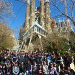 Après sa préparation, le séjour à Barcelone des 4eme du collège Saint-Jean (81) eu lieu : visites et monuments sur les pas de Gaudi. Apprentis d'Auteuil