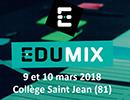 Edumix Saint Jean est un évènement créatif et participatif pour enrichir les lieux et les pratiques d'enseignement. Apprentis d'Auteuil.