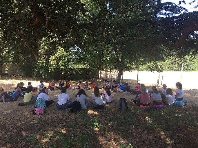 journée de cohésion 5e 2018 - Saint Jean (81)