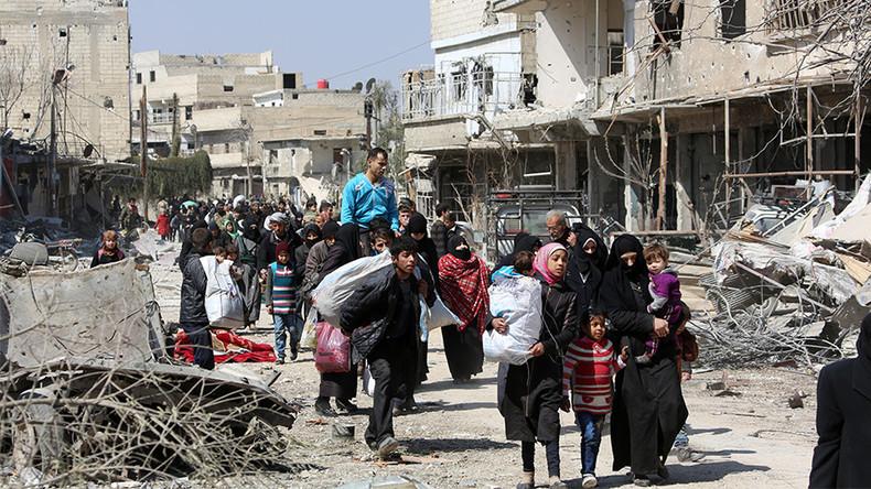 La Syrie par Yaël Jeanblanc